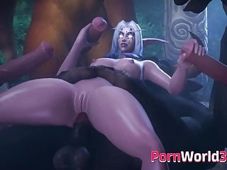 Anime flash games nude Game animated characters gets nice pounding behind