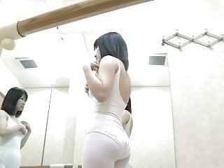 Male nude in lockerroom - Ballet lockerroom.5
