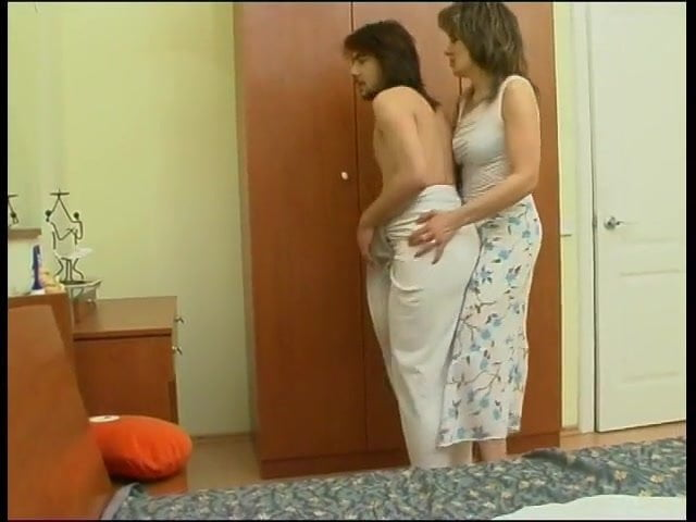 Mom Teaching Son Masturbate