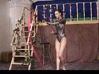 Candid gymnastics ass - Gymnast babe fucked by troc