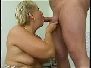 Hairy bear dick - German straight bear fuck granny