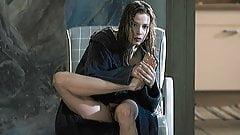 Sylvia Hoeks Untrimmed Pussy In The Best Offer ScandalPlanet