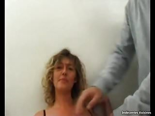 Cougar son-in-law sex Anais fucked by her son in law