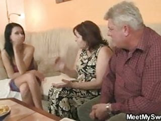 Girls naked young nasty Nasty girl fucking with her bfs parents