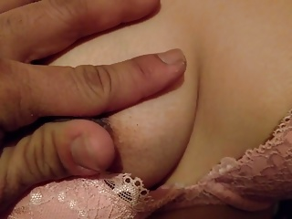 Dailymotion big boob squeeze Nipple pinch boob squeeze