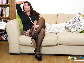 Solo mature clips - Europemature solo mature lady and her fantasies