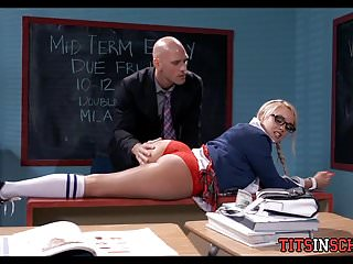 Yahoo answers spanked by teacher Blonde schoolgirl likes to getting spanked by her teacher