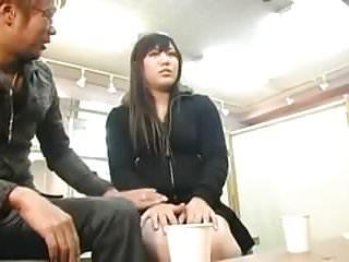 Japanese chubby love - Japanese chubby anal creampie koume