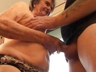 Rosie goldman spank - Freddie visiting grandma rosie