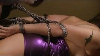 Hogtied and Tickeled