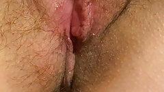 Massive orgasm contractions