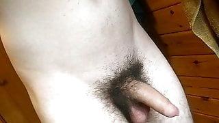 19yo boy shows off his body