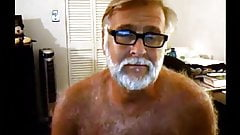 Hairy Chest vol. 1. Mature hirsute grandpa bears compilation