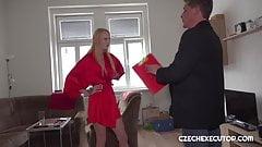 Wild sex with horny executor