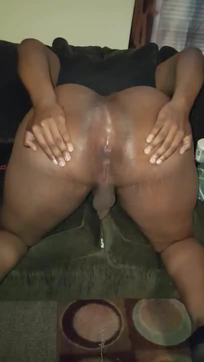 Ebony Shaved Pussy Fuck