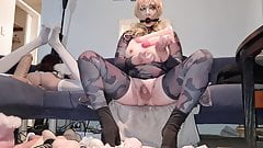 Sissy soldier slut anal training (preview version)