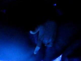 Blacklight stripper - Blacklight play
