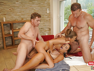 Foursome porn pics Featured Foursome Porn Videos Xhamster