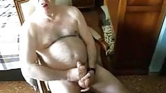 daddy spanish play and cum