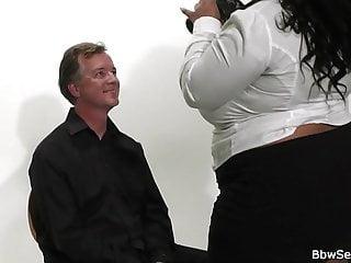 Boobs licking videos - He licks and fucks huge boobs ebony bbw