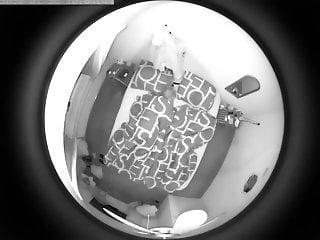 Winter window film installation bottom She never masturbate , so i install a cam