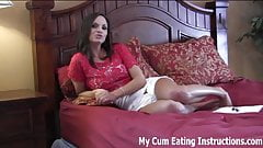 Punished for jerking off by your hot tutor JOI