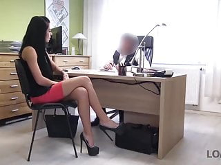 Screaming foreign sex she chocking never Loan4k. she never expected sex for cash with stranger but it