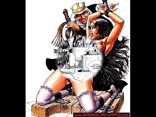 Adult bdsm comic Erotic sexual fetish fantasy comics