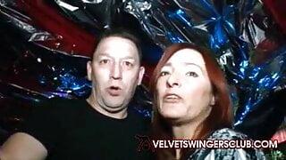 Velvet Swingers – Private club orgy