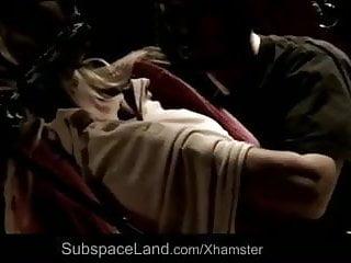 Hard spanking fucked - Skinny slave slut blonde hard ass whipped and fucked