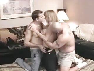 Bi mature ass Bi cuckold creampie bisexual