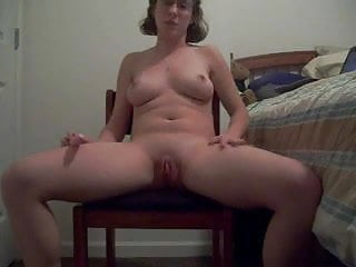 Make a dildos - College girl makes anal video for her bf