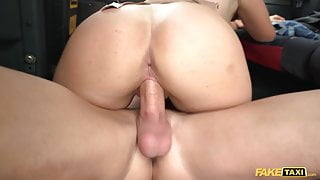 Fake Taxi – Prison visit ends with her pussy being fucked
