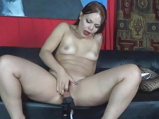 Machine fucking sluts - Slut fucked in high heels by fuck machine