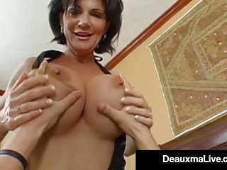 Ass big exclusive get pounded wet Texas cougar deauxma gets nice hard juicy wet ass pounding