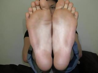 Satin fetish powered by vbulletin - Powerful soles play
