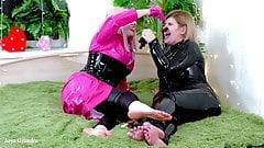 Foot Fetish Food Fetisch 4k Video Lesbian