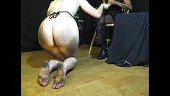 waitress slave!