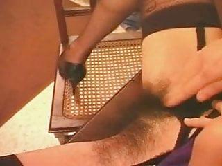 Hairy german milf vids - We love hairy retro german milf masturbation