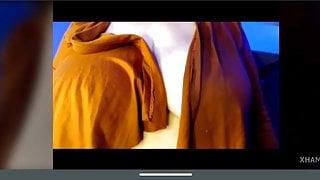 Latin Mature Anastasia show anal dildo part 2