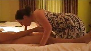 Wife Swallows Husband's Friend