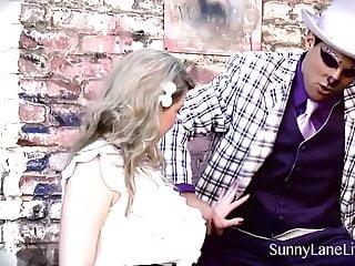 Sunny lane naked photos - Sunny lane in wonderland gets fucked