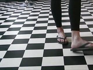Flip flop girl fucked - Sexy girls in sexy flip flops 3