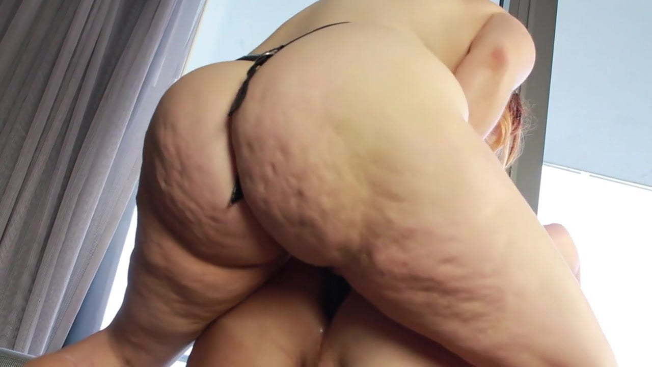 Sexy Latina Lesbian Strap