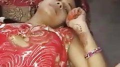 Playing with bhabhi pussy
