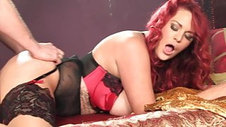 Paige Delight Gets Pounded From Behind