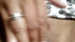 Marathi aunty masturbating for me part 9