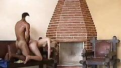 Interracial in Brazil - Amateur Homemade