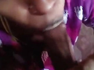 Hairy aunties Telugu aunty blowjob giving to husband