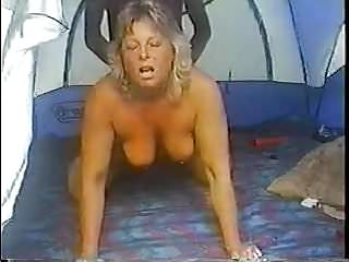 Tranny state - Getting fucked by young studs at a party at a state park.